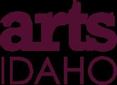 Arts Idaho, the logo of the Idaho Commission on the Arts